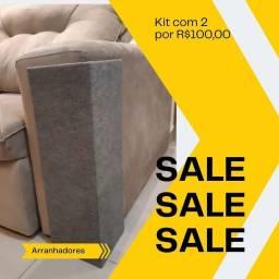 Título do anúncio: Arranhador de sofá para gato 50x20x20