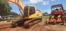 Escavadeira Hyundai 210LC-7