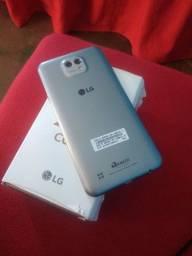 LG xcam com defeito na tela.