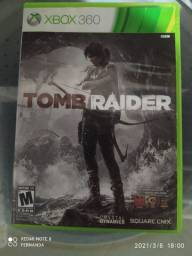 Jogo Xbox 360  Tomb Raider