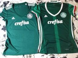 2 camisas do Palmeiras originais
