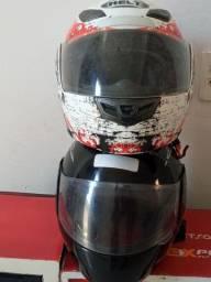 Vende-se dois capacete