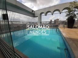 Cobertura duplex 500 m² no Umarizal, piscina 05 quartos, 5 vagas, 4 suítes
