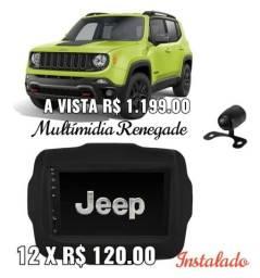 Promoções de multimídias para variáveis veículos