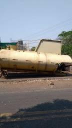 Título do anúncio: Tanque Água Potável 10.000 Lts Caminhão