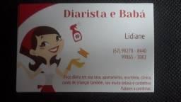 Diarista e babá