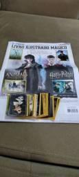 Título do anúncio: Album figurinhas Harry Potter