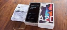 Samsung Galaxy A20 (semi-novo)
