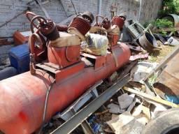 Título do anúncio: Compressor ar industrial