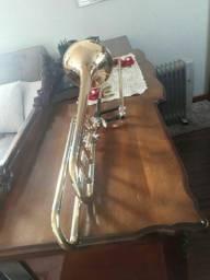 trombone baixo de vara