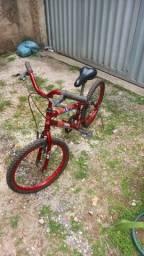 Título do anúncio: Bicicleta infantil homen Aranha aro 20