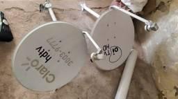 Duas antenas