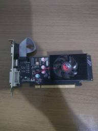 Placa de vídeo Gt210 1gb ddr2 64 bits