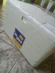 Caixa de isopor 45 litros