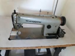 Maquina de costura semi industrial
