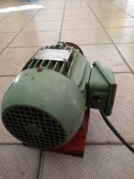 Motor trifasico 220v 380v 1.5cv 1700 rpm