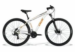 Bicicleta seminova caloi