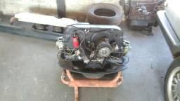 Motor 1600 carburação dupla