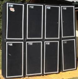 Equipamento de som para Bandas - aceito carro