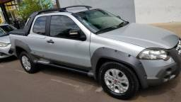 Fiat Strada adventure 1.8 flex cabine dupla - 2010