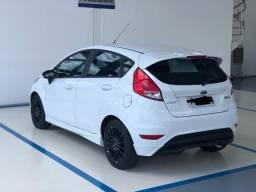 New Fiesta branco 15/16 30mil km Estado de Zero - 2016
