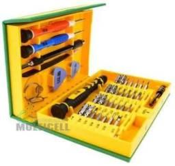 (987853543)Jogo de chaves ideal para celulares, smartphones 36 peças -