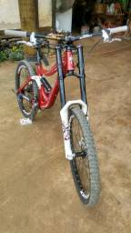 Bike full pra downhill