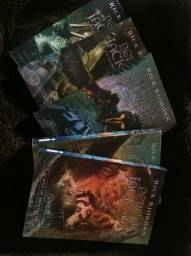 Percy Jackson Box (5 volumes)