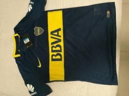 Camisa Boca Juniors 17/18 home