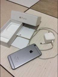 IPhone 6 64gb na caixa e com nota