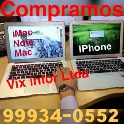 Atendimento/ via Zap 99934-0552. Compramos iPhone 6-7-8-X quebrado