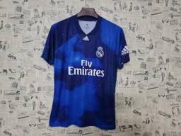 Uniforme Real Madrid - Edição Especial EA Sports