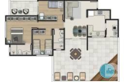 Apartamento à venda com 3 dormitórios em Jardim américa, Belo horizonte cod:244424