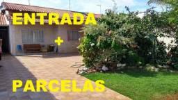 Casa 3 qts area grande condições especiais