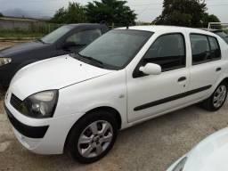 Clio sedan 1.6 GNV legalizado - 2006