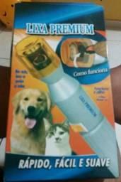 Lixa unhas pet para cachorros e gatos