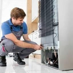 Conserto de refrigeradores freezer geladeira