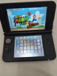 Nintendo 3ds Xl destravado+ Cartão R4, usado comprar usado  Paulista
