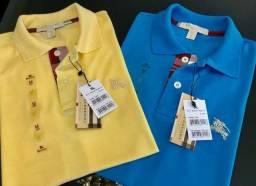 Camisas polos abercrombie novas atacado, usado comprar usado  São Paulo