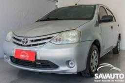 Toyota Etios Etios X 1.3 Flex 16V 5p Mec. 4P - 2013