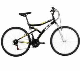 Vendo Bicicleta Caloi Andes Preta 18