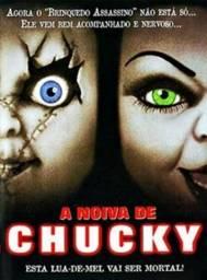 Usado, 08 Dvd´s Terror (noiva Do Chucky, Hora Do Pesadelo E Outros) comprar usado  Rio de Janeiro