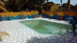 Sitio hostel albergue área com terreno 2.400m²- estado Bahia