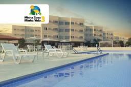 Jacarandas | 3qto s/1 suite 53m² | Desc. até 21.090 | Sinal R$1.000 | Doc Gratis 8441.5910