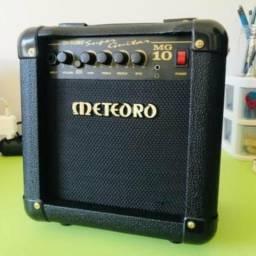 Troco Baixo 5 Cordas + Amplificador Meteoro