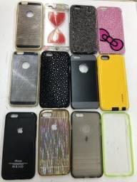 Lote com 30 capas iPhone 6