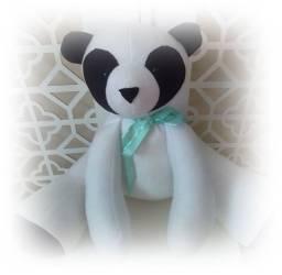Urso Panda em Tecido , sob encomenda