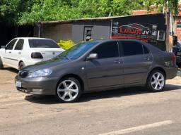 Corola bem conservado carro de garagem