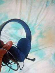 Fone Headset PS4 PS3 PC