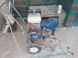 Airless graco gmax 5900 a gasolina  valor 15mil